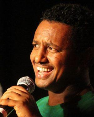 """Teodros (""""Teddy Afro"""") Kassahun"""