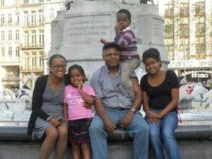 Andaragachew Tsgie & Family