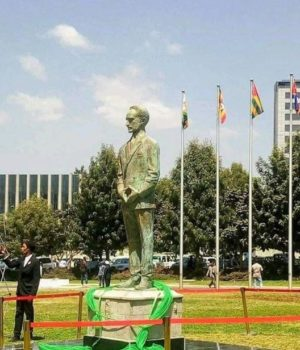 """Father of African Unity"" H.I.M. Haile Selassie Restored to Honor by the African Union 5"